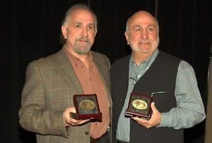 angelo and reno inducted into hall of fame