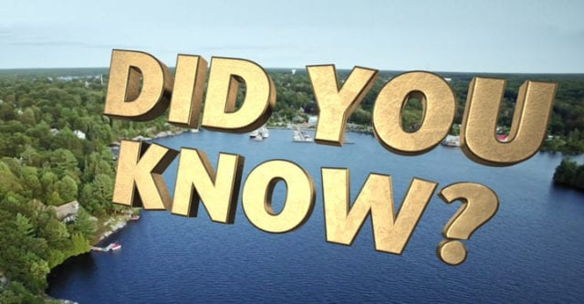 Did You Know? - Ontario Rivers