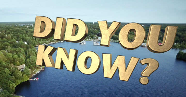 Did You Know? - Hawk Lake Fish Stocking