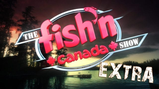 The Do-Nothing Worm - Fish'n Canada Extra - All Access Smallmouth