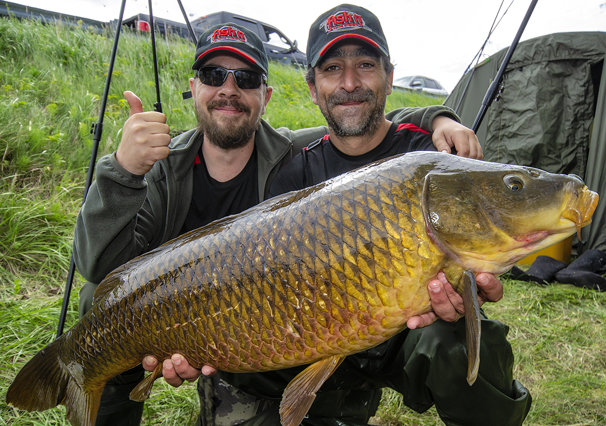 2019 Fish'n Canada Carp Cup Teams