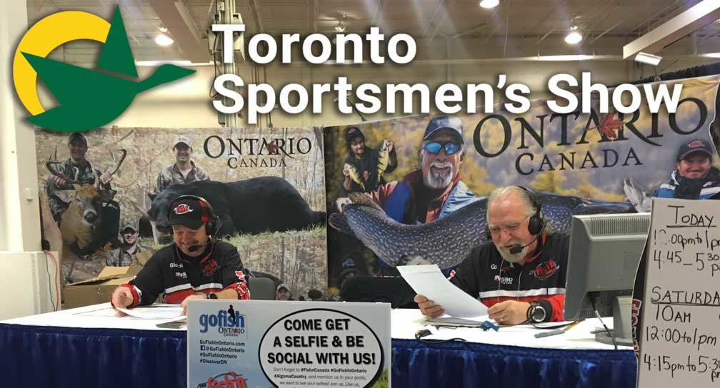 Toronto Sportsmen's Show 2019: Looking Back