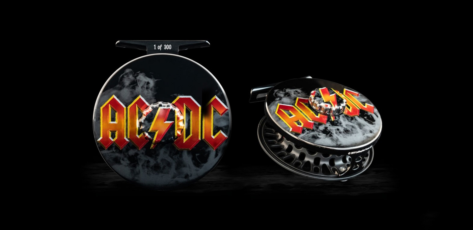 AC/DC Fly Fishing Reel