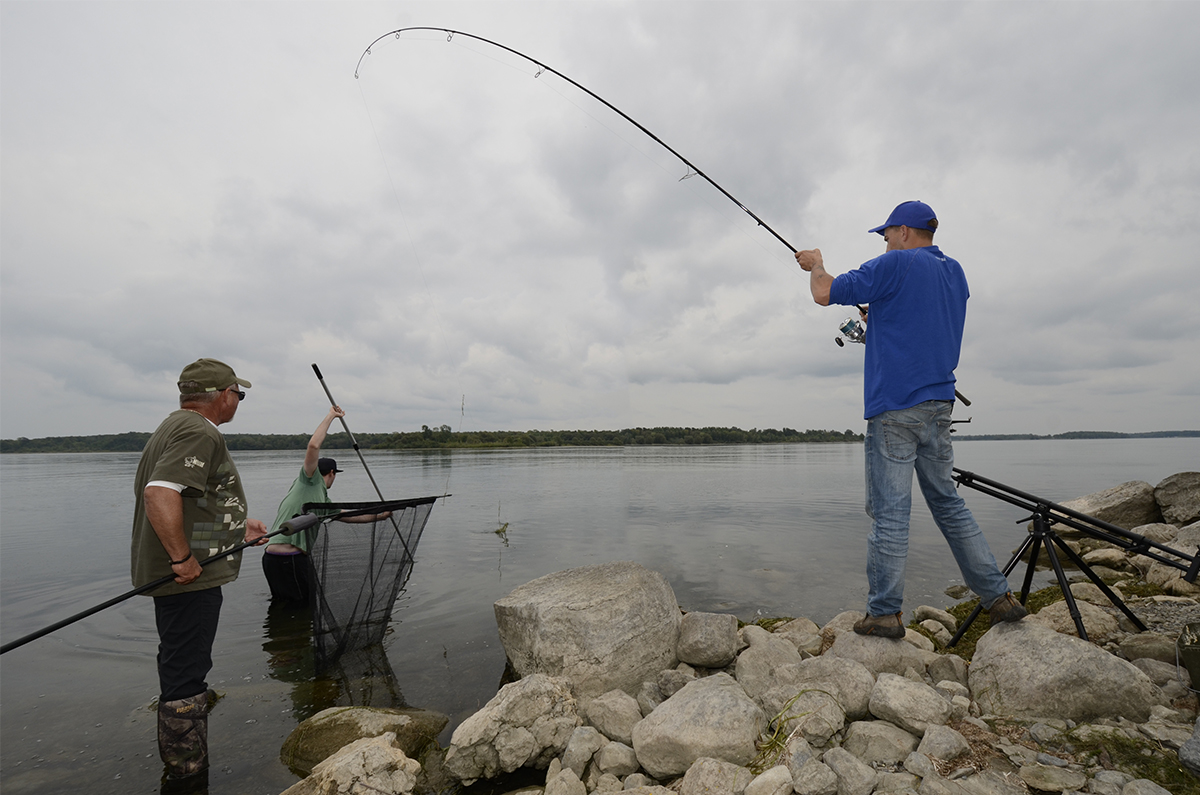 Licence-Free Family Fishing (May 11-12, 2019)