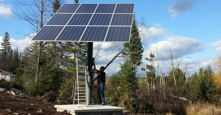 Haliburton Solar and Wind – September 14, 2019