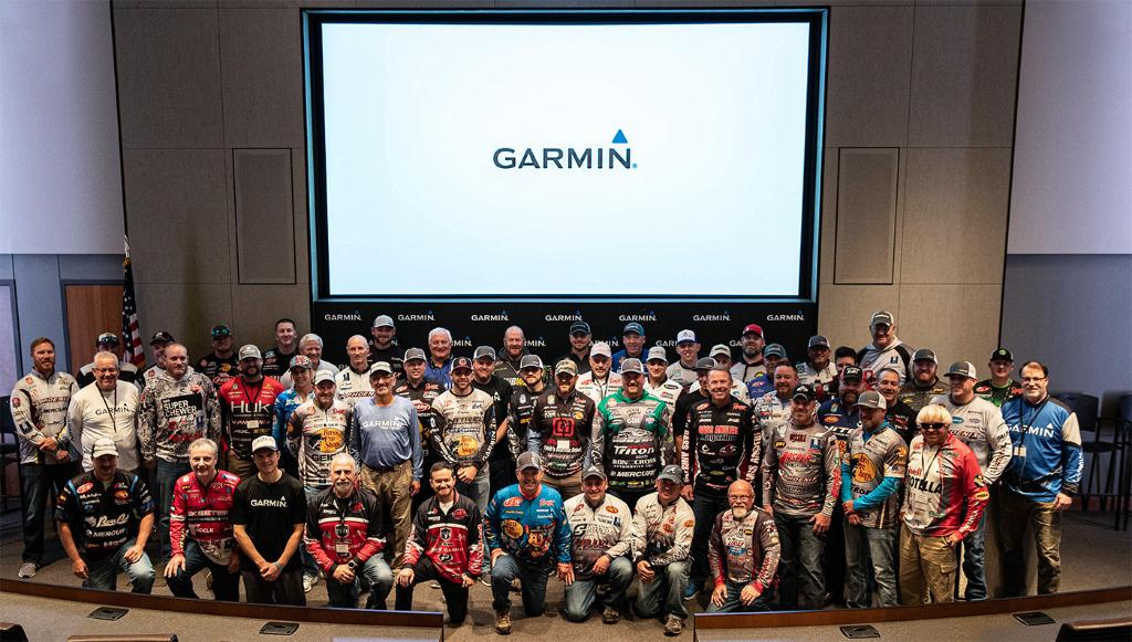 Garmin Adds More Anglers to its 2020 Marine Pro Team