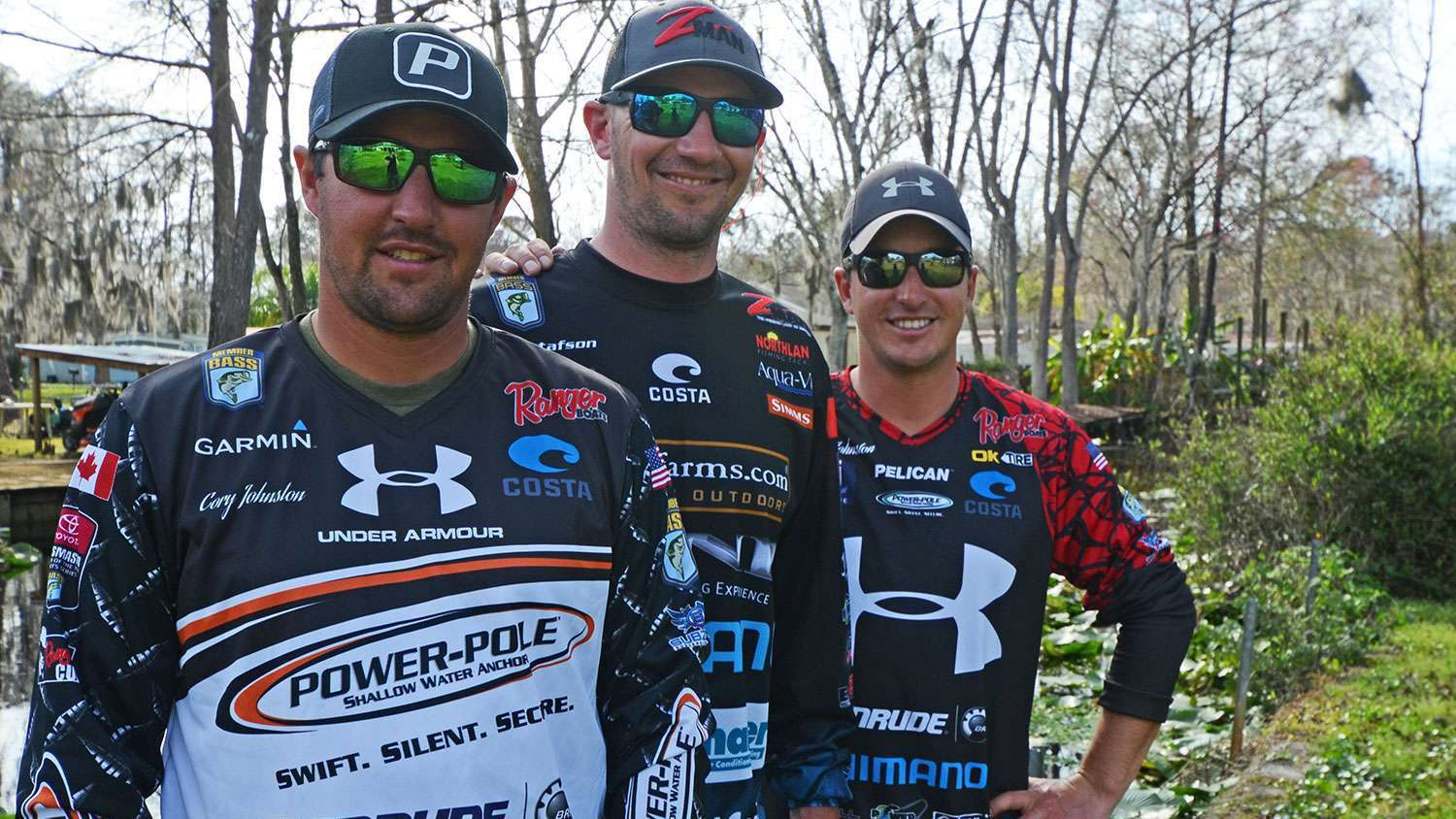 Three Canadian Anglers Vying For Classic Title