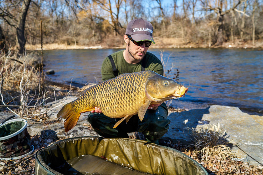 How to Get Ready For Spring Carp