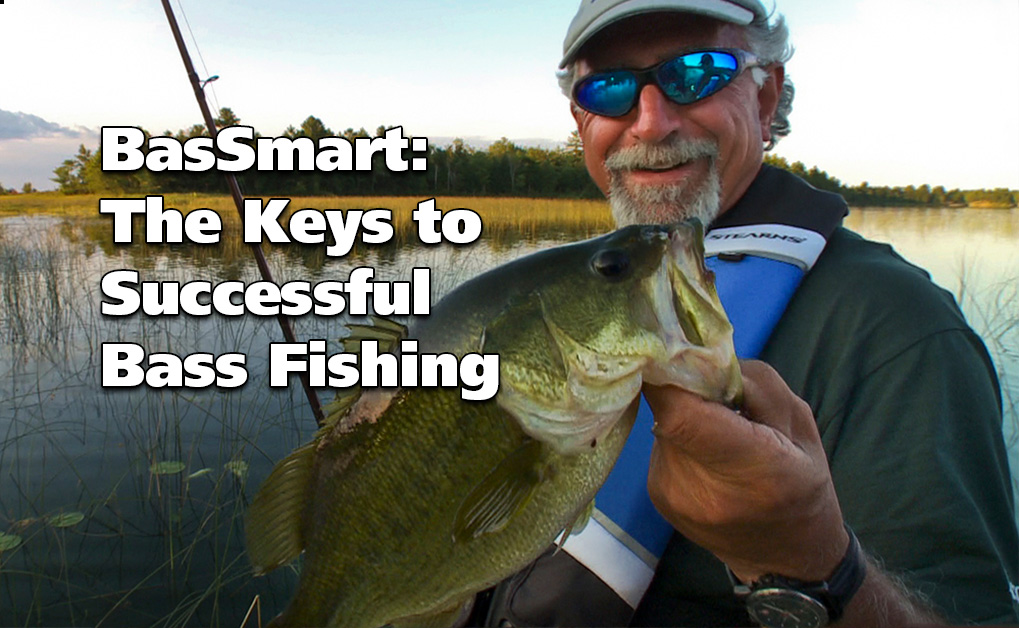 Largemouth Bass Fishing 101 - (BasSmart - Part 1)