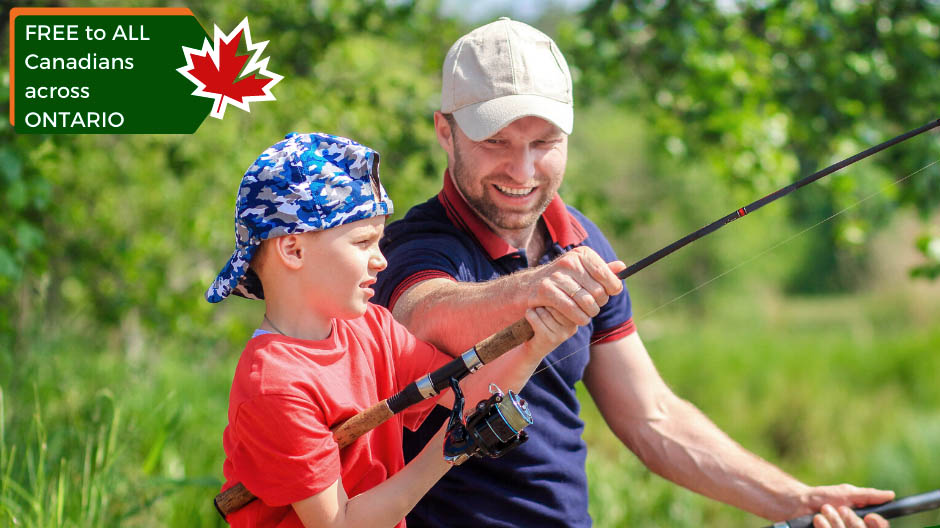 Family Fishing Week Extended