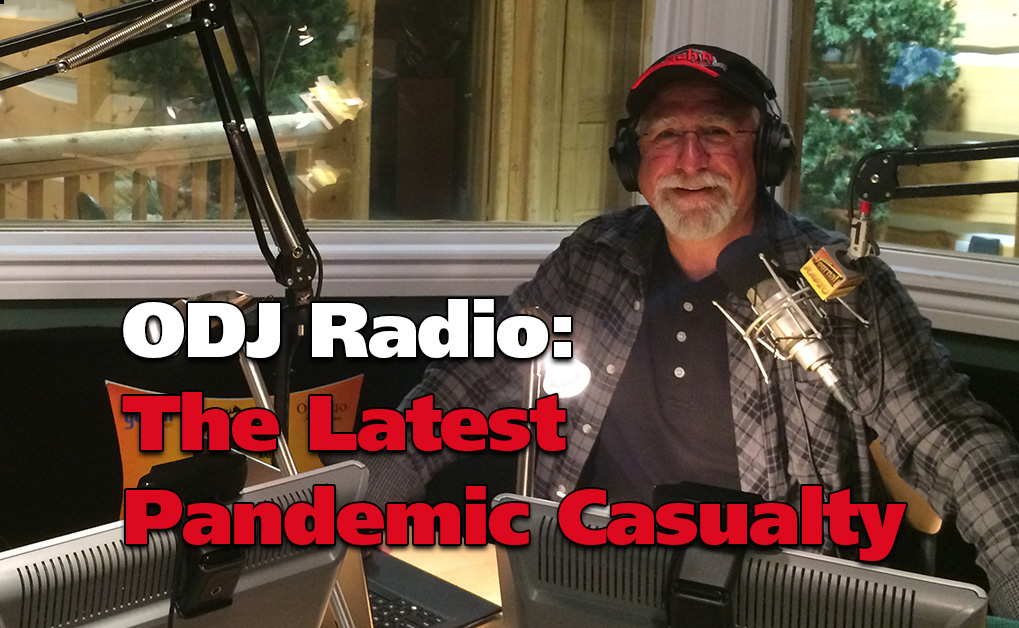 Outdoor Journal Radio: The Latest Pandemic Casualty