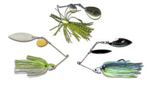 Easy Way to Put a Trailer Hook on a Spinnerbait