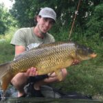 Will with a Peterborough Carp