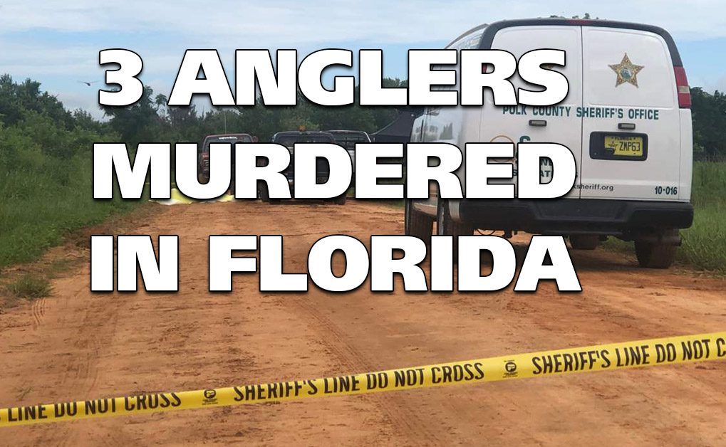 Anglers Murdered